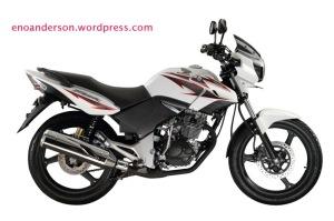 Honda Tiger White