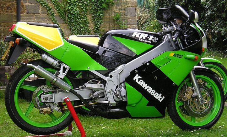 Kawasaki KR-1S 2