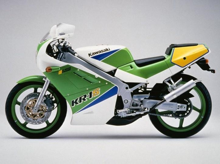 Kawasaki KR-1S 5