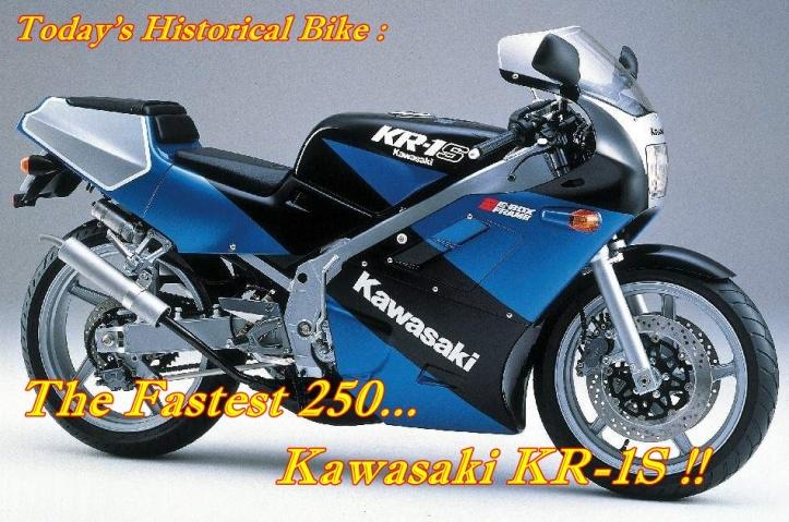 Kawasaki KR-1S Main