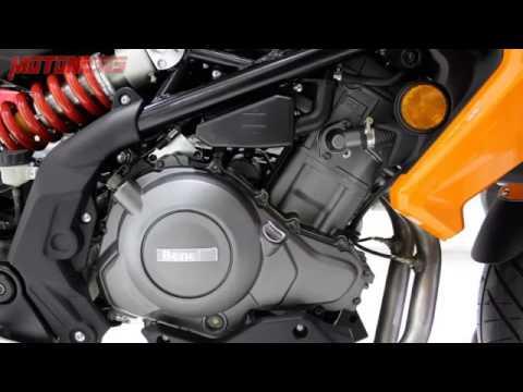 BN 302 Engine 2