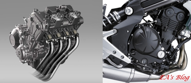 CB vs ER Engine