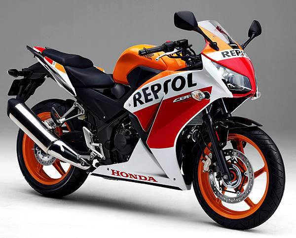 CBR250R Repsol Edition