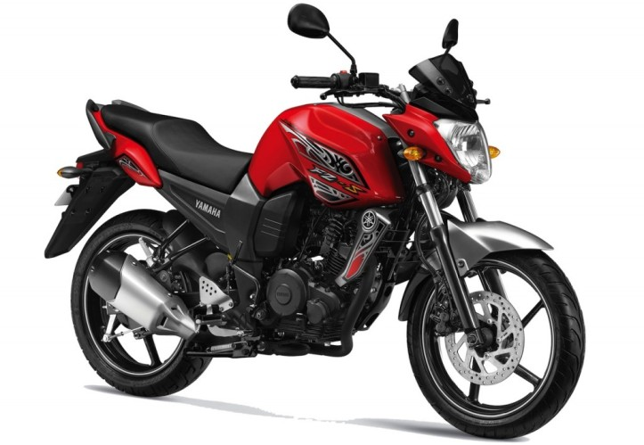 FZ-S Preying Red
