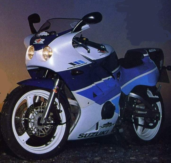 GSX R SP