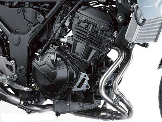 Ninja 250 Engine