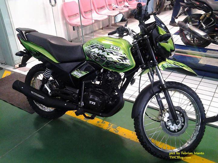 TVS Max125
