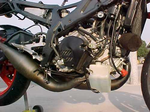 TZR Engine3