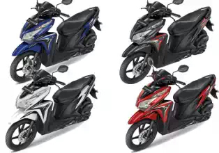 Vario 125 ISS Color
