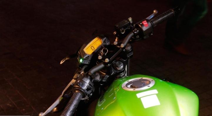 東京モーターショーで世界公開されたカワサキZ H2 | カワサキ、4気筒250cc『ニンジャZX-25R