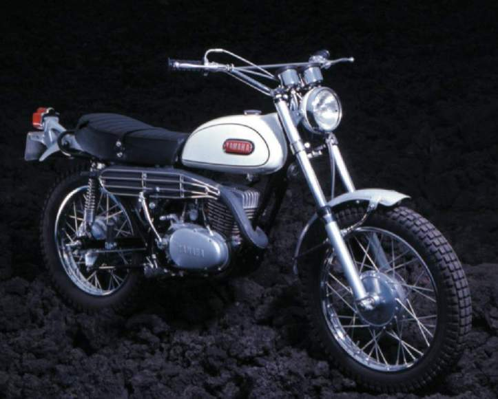 1968 DT 250