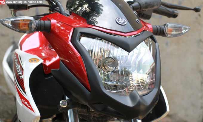 Cover Headlamp NVL