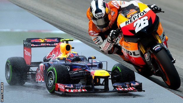 F1 vs GP