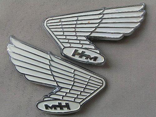 Honda Old Emblem