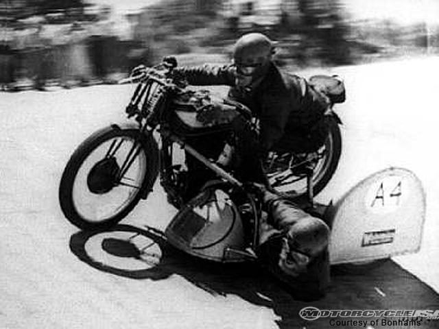 Norton 1949 Eric-Oliver