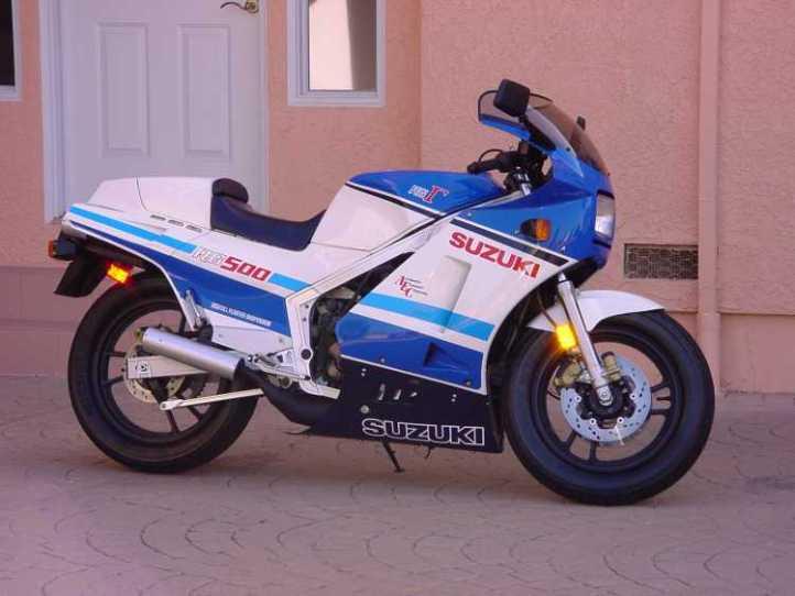 RG500 2