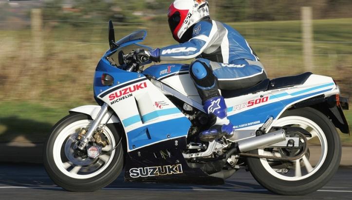 RG500 Ride