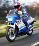 RG500 Speed