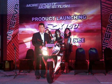 RX150 Launch