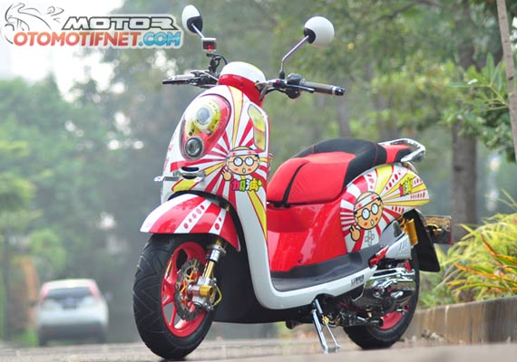 Scoopy 1