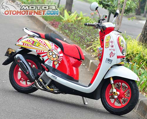 Scoopy 4