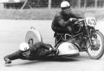 Sidecar Cornering