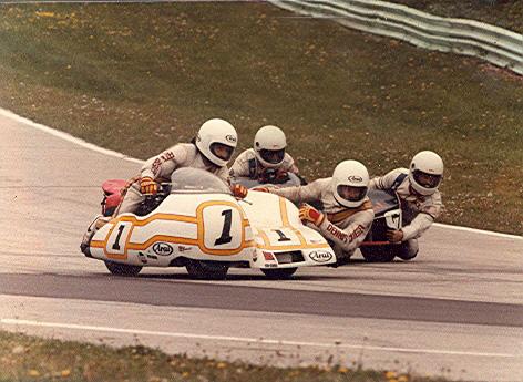 Sidecar GP2