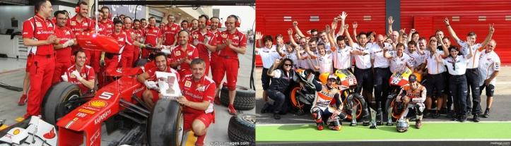Team & Crew