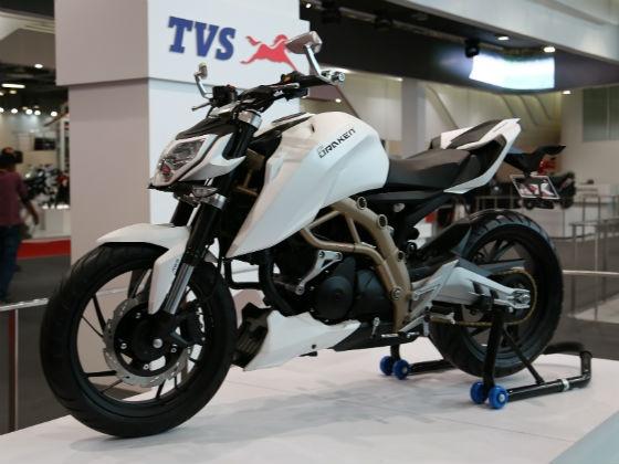 TVS Draken
