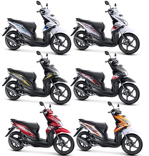 """15 Responses to """"Update Honda Beat FI 2014, Tampilan Warna Baru !"""""""