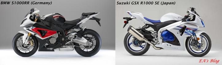 BMW vs GSX