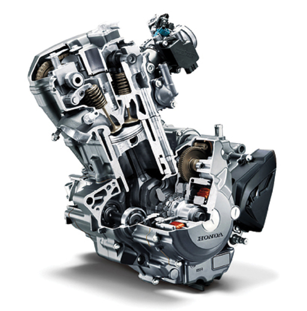 CBR250R Engine