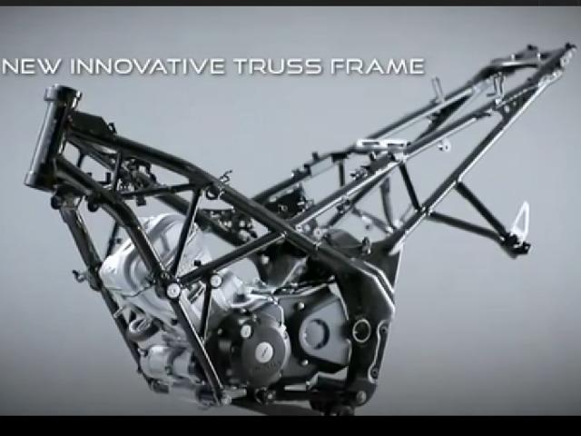 CBSF Frame & Engine