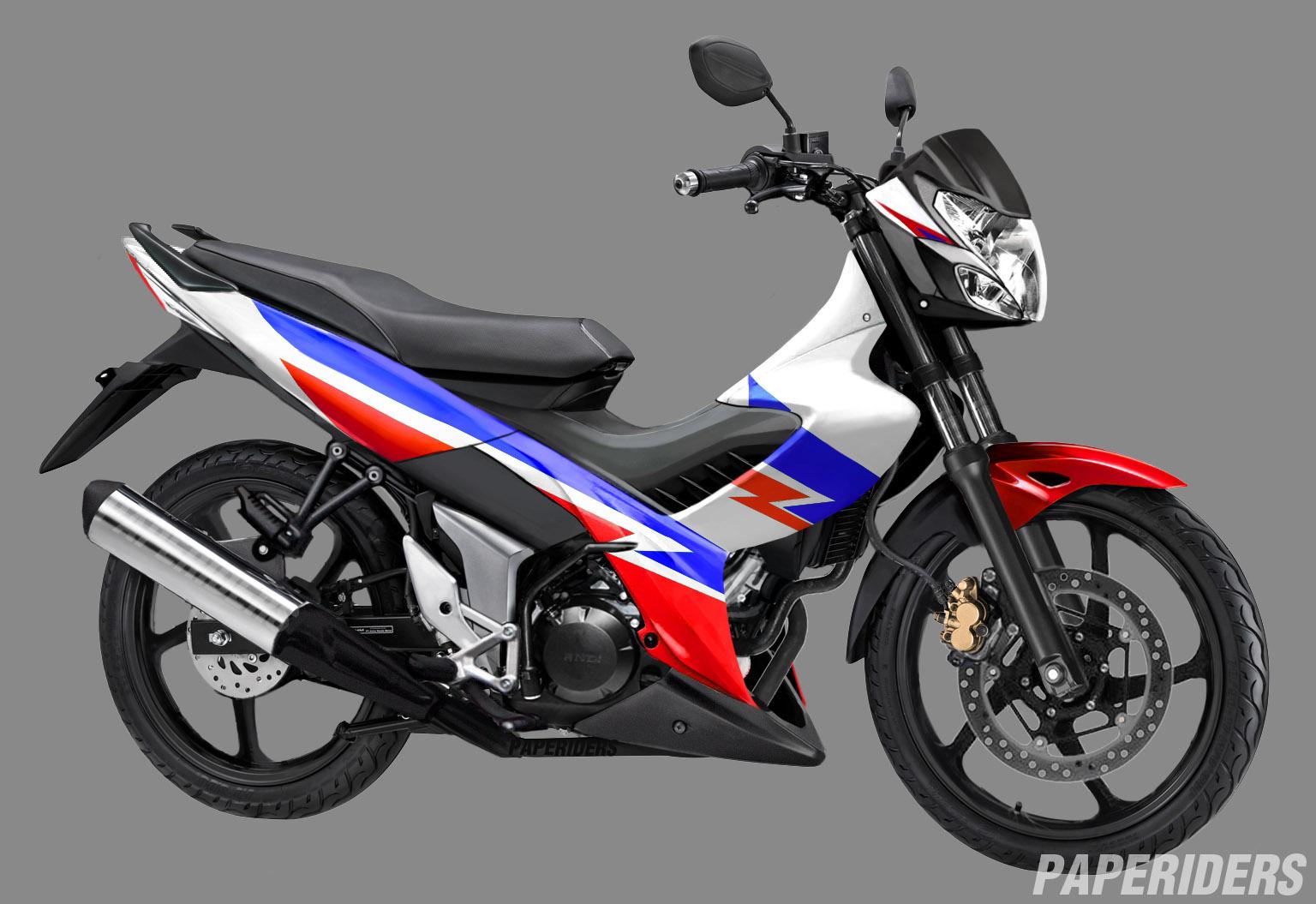 Iwanbanaran.com » Untuk menggeser Ninja250??. PR Honda