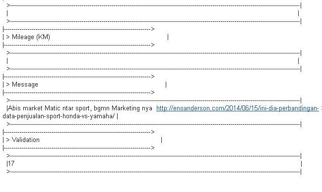Email Yamaha 2