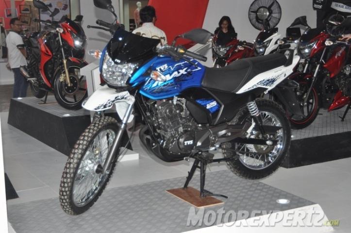 Max 125 3