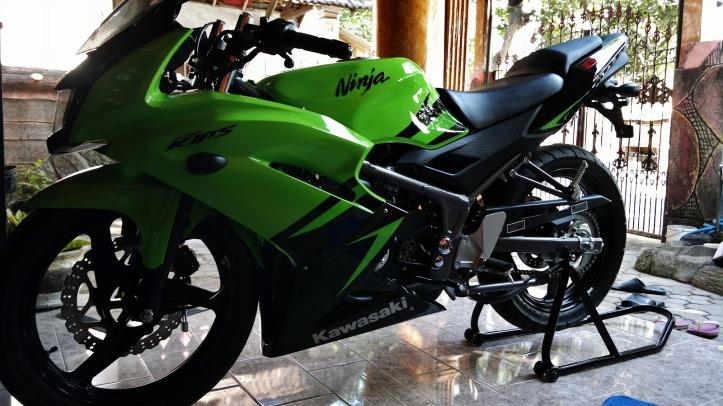New Ninja RR