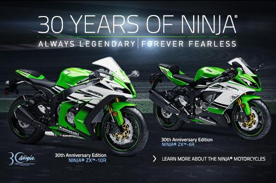 Ninja 30 Years
