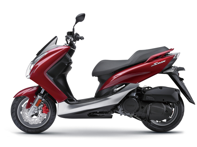 S-Max Red