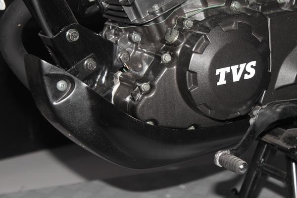 TVS Max Engine