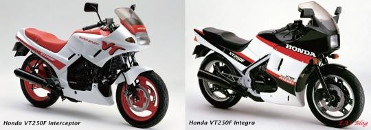 VTR integra