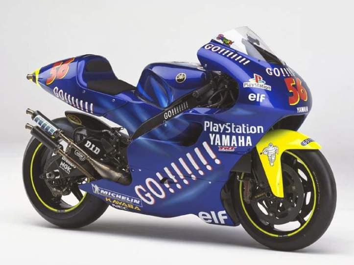 YZR 500 2002