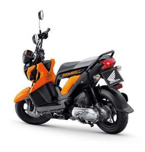 Zoomer X 2015 Hallooween Orange