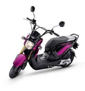Zoomer X 2015 Pink Runner