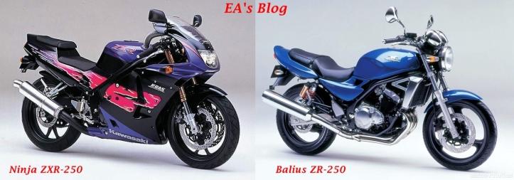ZXR vs ZR Main