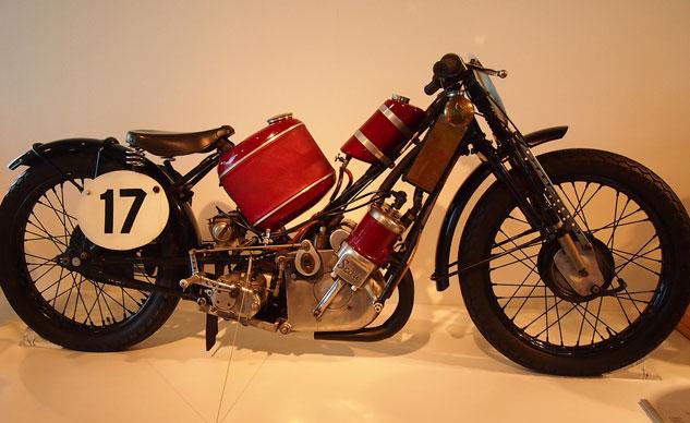 1923 Scott Sprint