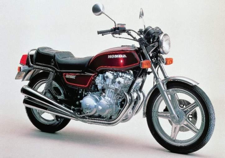 CB750 1978