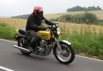 CB750 Ride