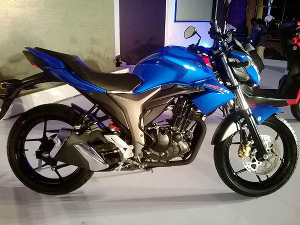 Suzuki Gixxer 150 Berpower 148 PS Amp Dibanderol 162