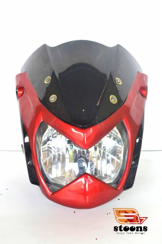Headlamp Z250 NVL2